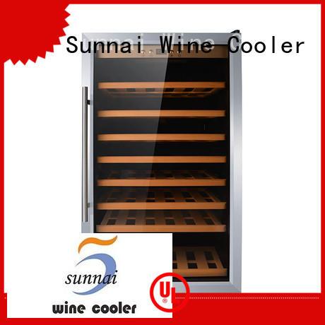 safety wine cellar fridge silver manufacturer for indoor