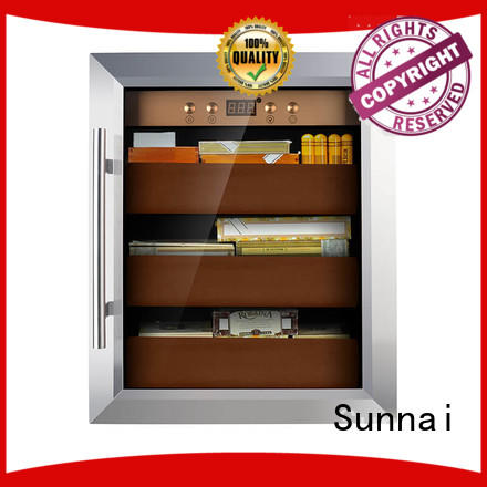 Sunnai sale cigar refrigerator product for shop