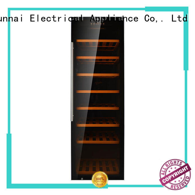 Sunnai table wine bottle cooler refrigerator for shop