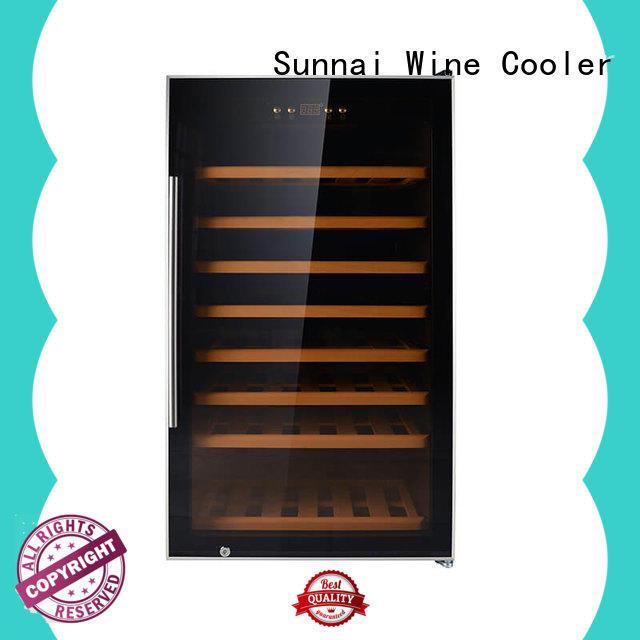 Sunnai wine wine storage refrigerator wholesale for work station