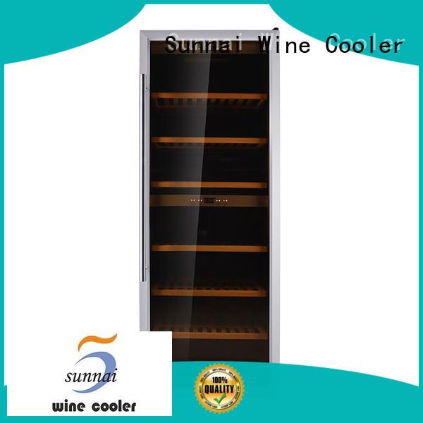 Sunnai table wine bottle fridge wholesale for home