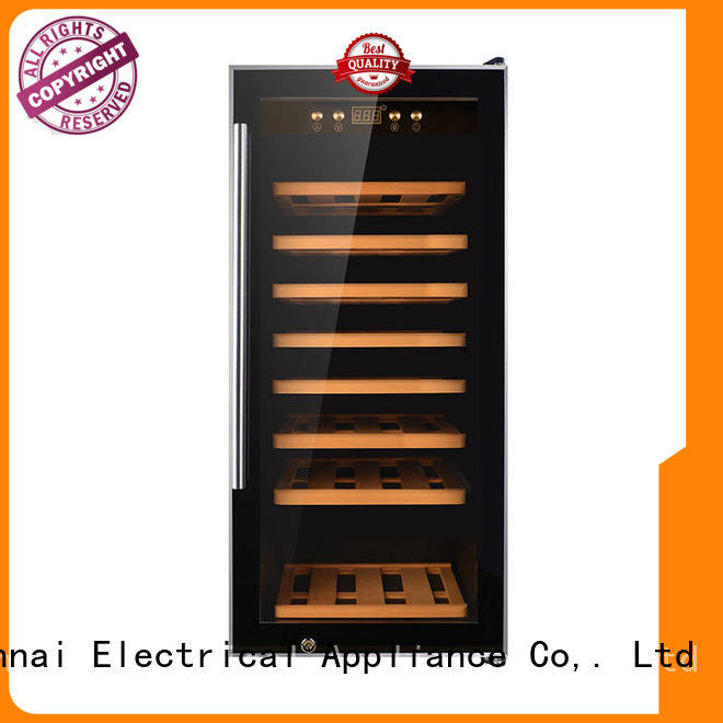 wood dual zone wine cooler product shop