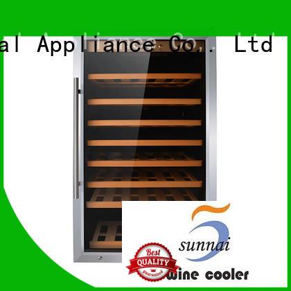 wine wine cellar cooler silver supplier for work station