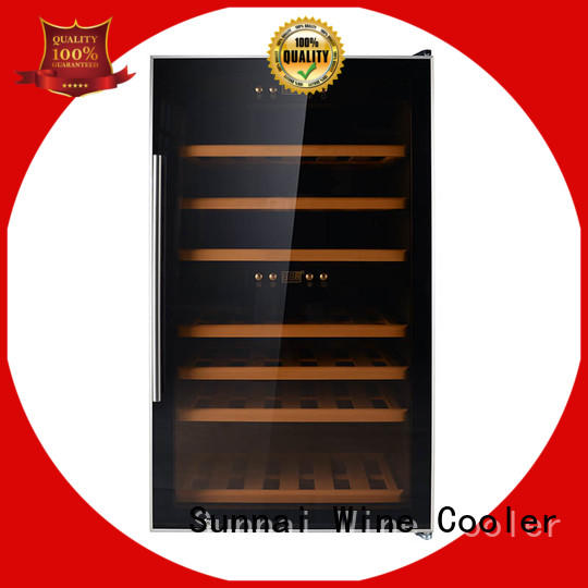 safety wine storage fridge smaller wholesale for indoor