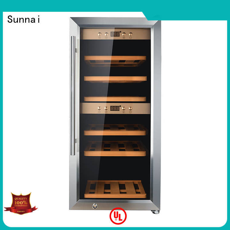 Sunnai cellar wine cellar cooler manufacturer for indoor