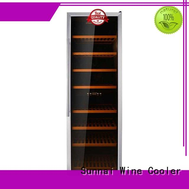 online wine storage cooler chiller wholesale for shop