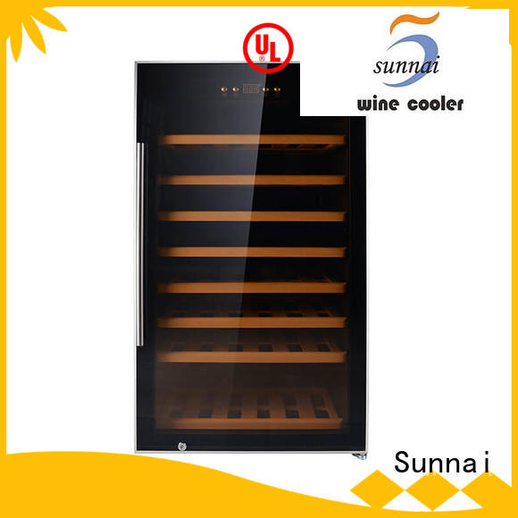 Sunnai high quality wine bottle cooler manufacturer for home