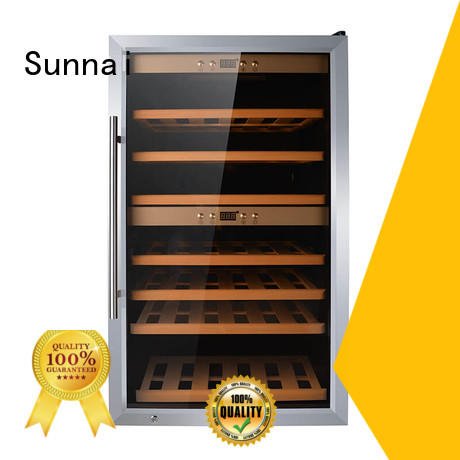 Sunnai high quality wine storage cooler refrigerator for work station