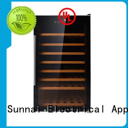 online wine storage refrigerator zone series for work station