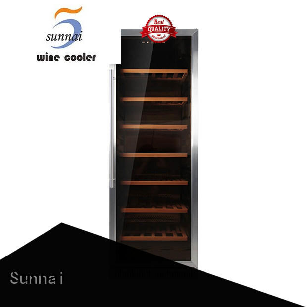 high quality dual zone undercounter wine cooler zone manufacturer for shop
