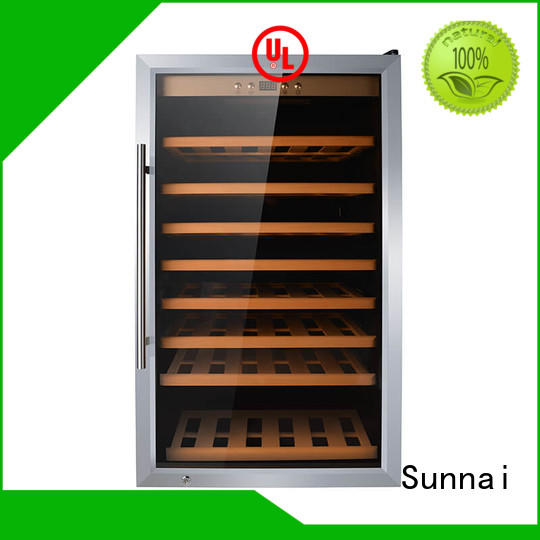 Sunnai size wine cellar cooler product for shop