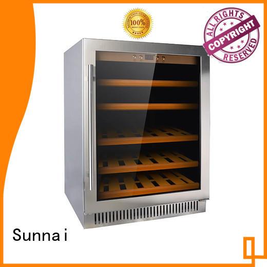online under counter wine cooler refrigerator supplier for indoor