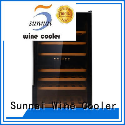 Sunnai online freestanding wine cooler product for work station
