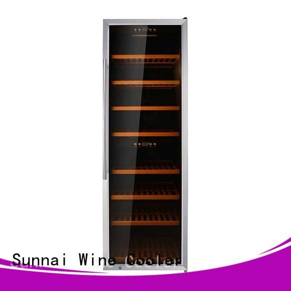 Sunnai wine wine storage fridge product for home