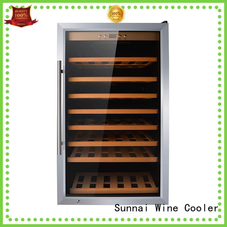 single wine bottle fridge smaller wholesale for shop