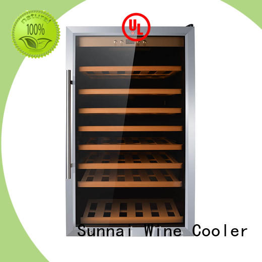 single countertop wine cooler product for home