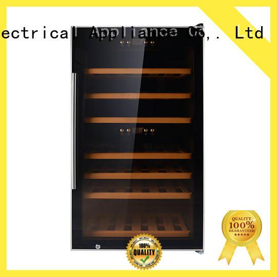 Sunnai wine single zone wine refrigerator product for shop