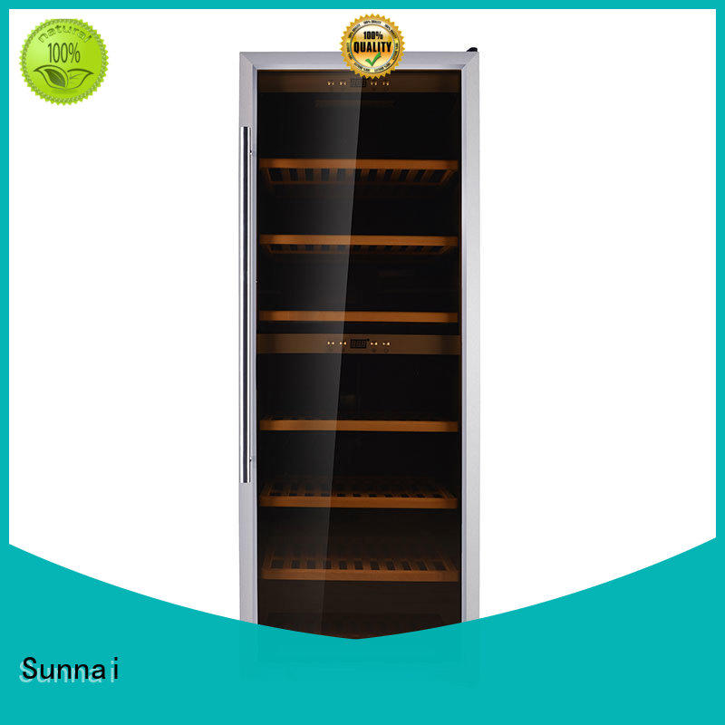 single wine bottle fridge wine refrigerator for home