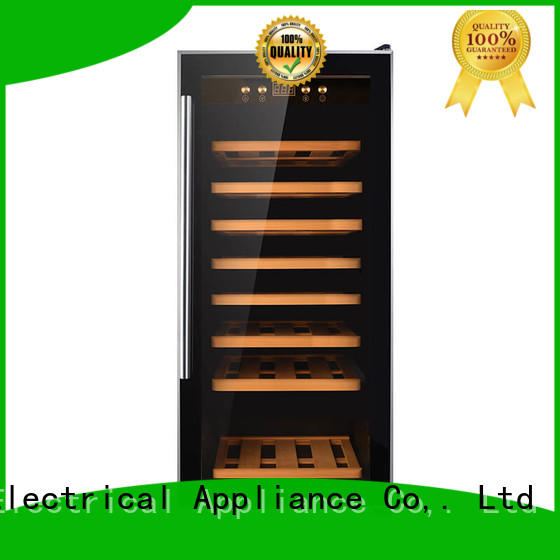 Sunnai freestanding single zone wine cooler wholesale for shop