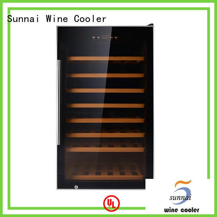 Sunnai shelves wine storage cooler series for home