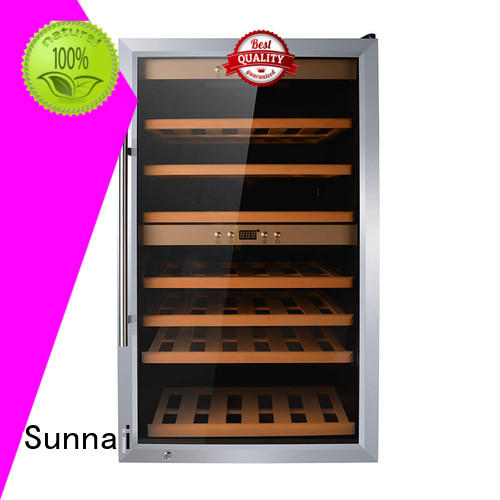 Sunnai professional freestanding wine cooler wholesale for work station