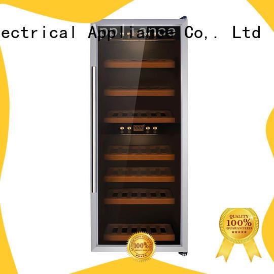 Sunnai durable freestanding wine cooler in cabinet freestanding for indoor