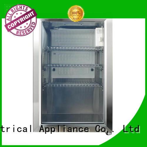 safety compressor beverage cooler video supplier for home