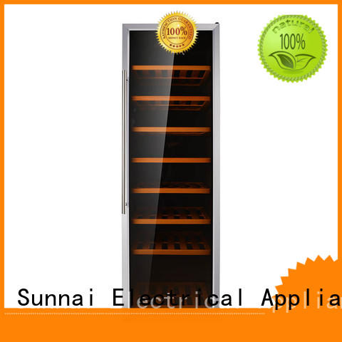 high quality wine cellar cooler wood product for indoor