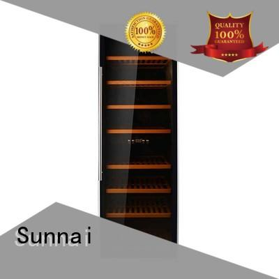 Sunnai safety wine cellar cooler product for indoor