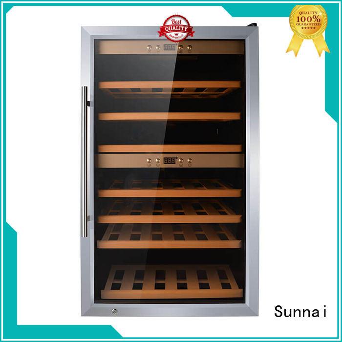 freestanding wine cellar fridge refrigerator for indoor