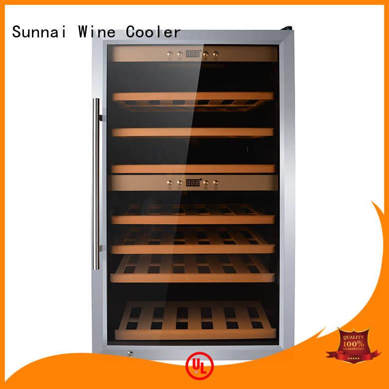 single freestanding wine cooler size refrigerator for indoor