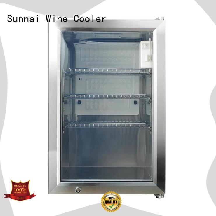 Sunnai hd beverage cooler manufacturer for shop