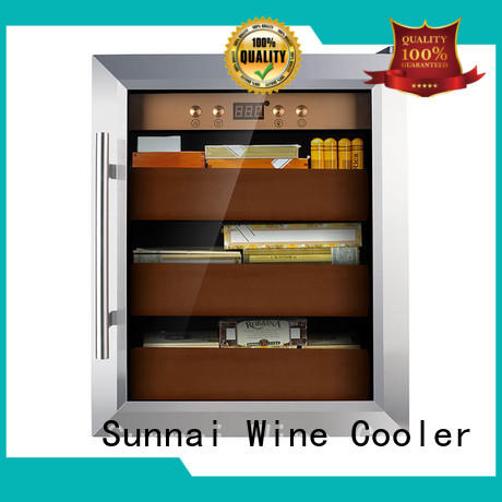 Sunnai online cigar refrigerator product for shop