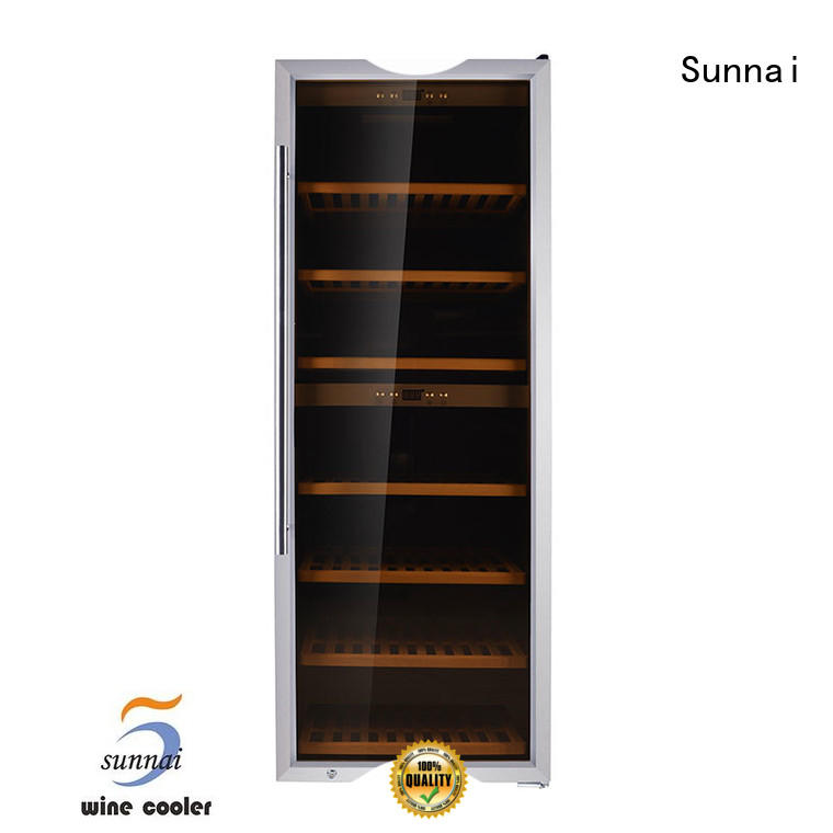 Sunnai online wine cellar cooler supplier for shop