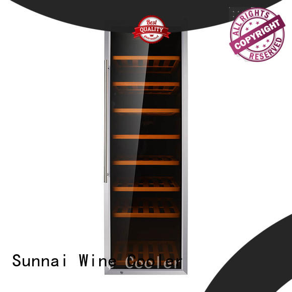 zone electric wine cooler product for shop Sunnai