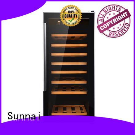 Sunnai cellar wine cellar fridge supplier for work station
