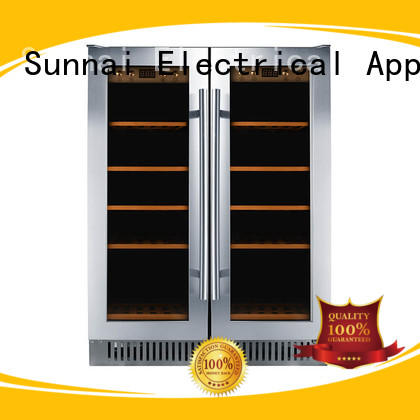 double under counter wine refrigerator dual supplier for shop