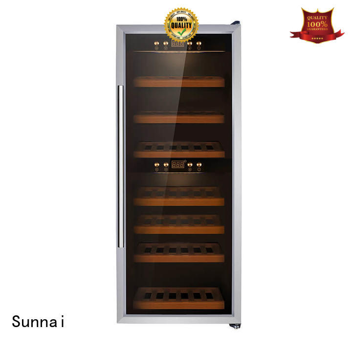 high quality wine storage cooler wine manufacturer for indoor