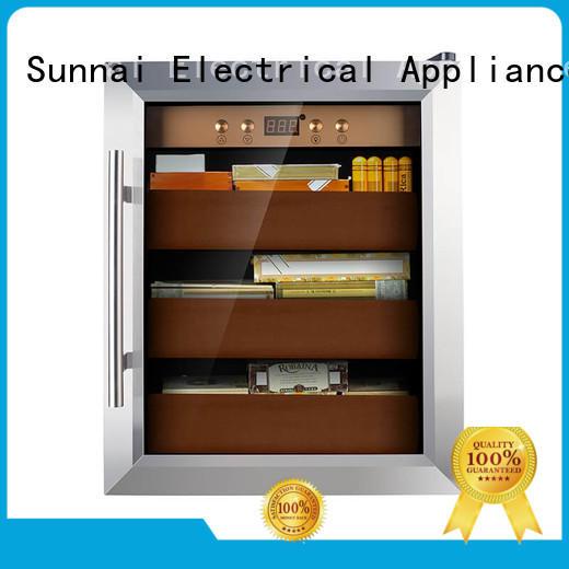 Sunnai online cigar fridge series for home