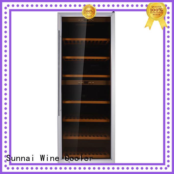 single single zone wine refrigerator fridge series for work station