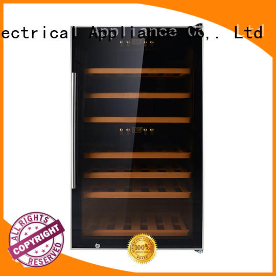 Sunnai compressor wine storage cooler supplier for shop