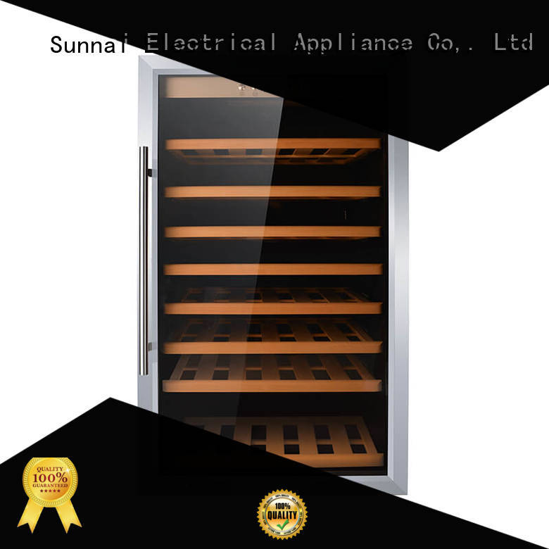Sunnai stainless wine bottle cooler series for home