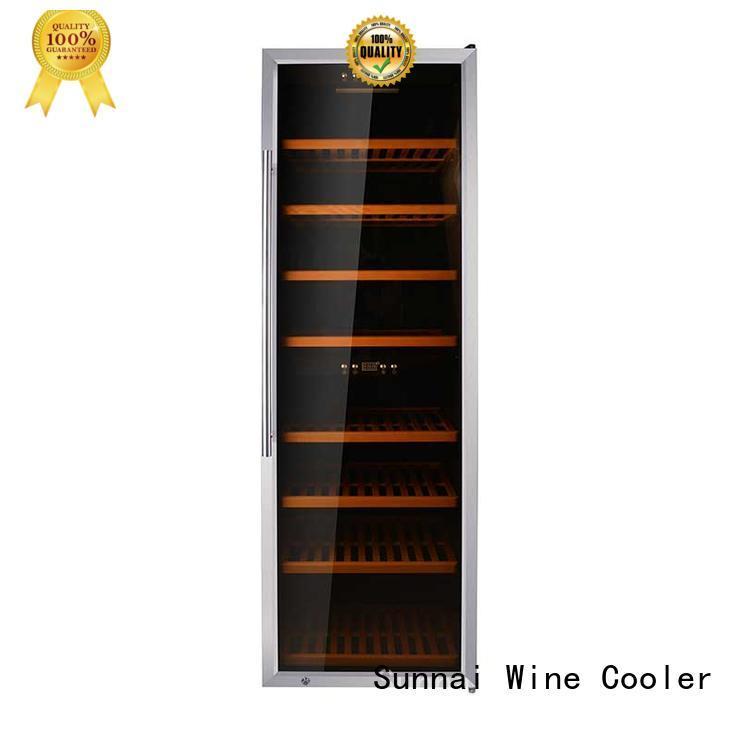 Sunnai durable wine bottle fridge product for shop