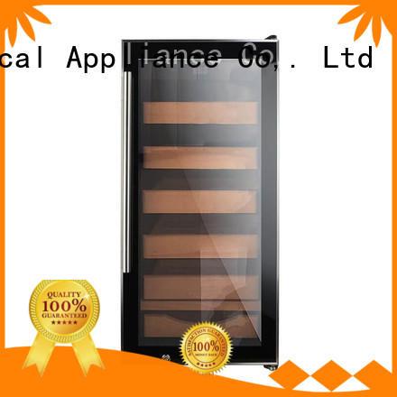 quality cigar fridge cooler series for work station