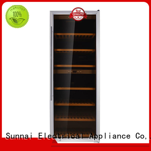 durable wine storage cooler single wholesale for work station