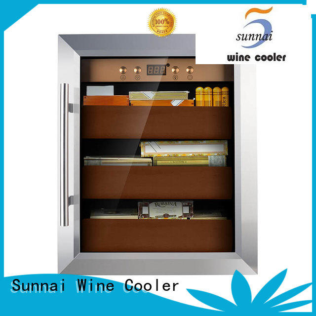 online cigar refrigerator product supplier for indoor