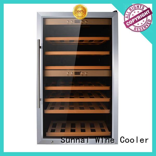 Sunnai online wine bottle fridge product for indoor