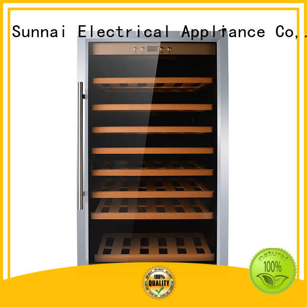 Sunnai professional wine bottle cooler series for work station