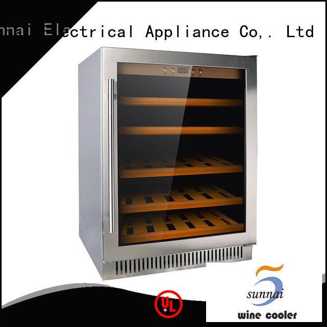 durable compressor wine coolers wine supplier for indoor