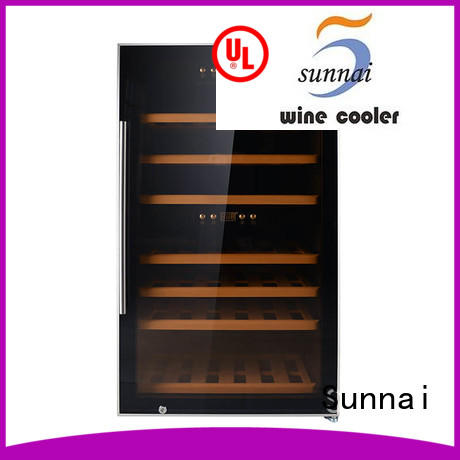 Sunnai online wine storage refrigerator product for home
